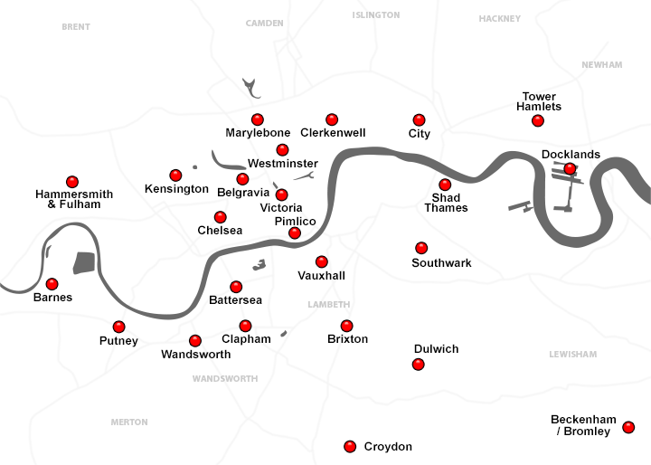 Basic Map Of London.Master Locksmith Central London Emergency Locksmith Call 0207 978